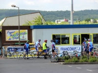 Franconvilloise 2015 - photos des cyclos