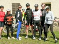 Franconvilloise 2015 - photos des cyclos